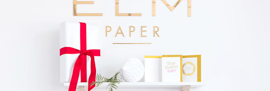 Gift wrap inspiration: Watch our Christmas film