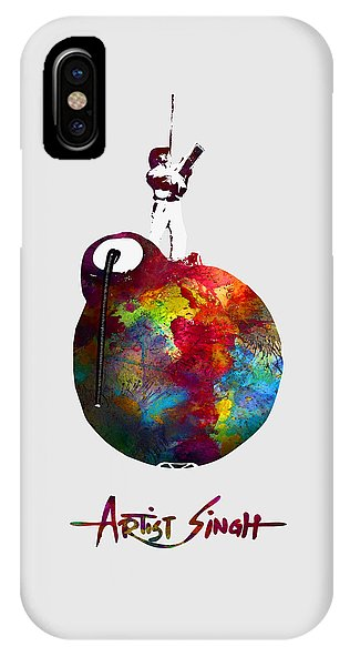 International Peace Bomb, Artprize 2009, Artist Singh, Poster - Phone Case