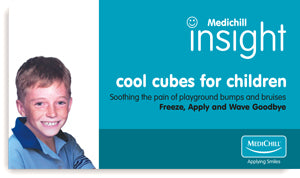 Cool Cubes for Children Insight Sheet