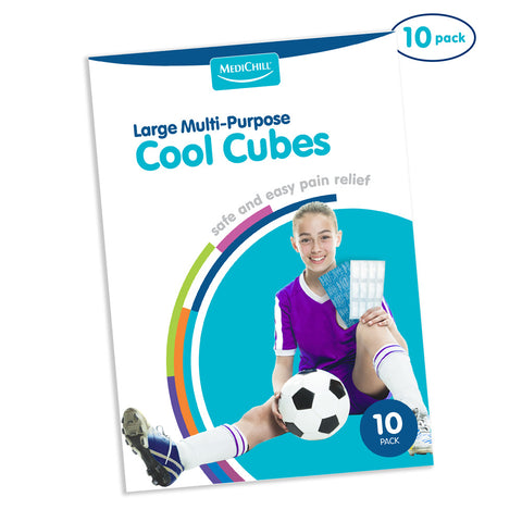 Cool Cubes - Large 13x22cm (10 Pack)
