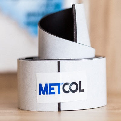Magnet Tape with Adhesive