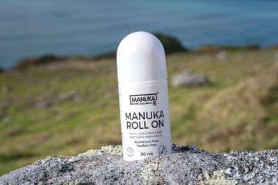 Worried About The Safety Of Commercial Deodorants? Mānuka Oil is the Solution.