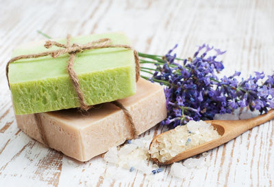 The foaming truth about natural soap