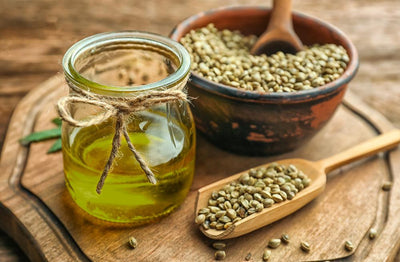 Here's what you need to know about hemp seed oil