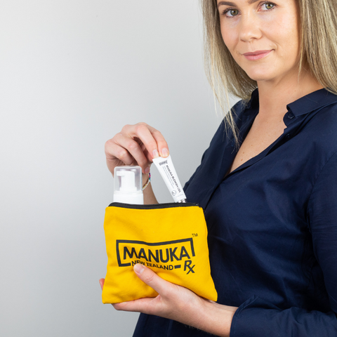 Banish Blemishes Naturally with Mānuka Oil