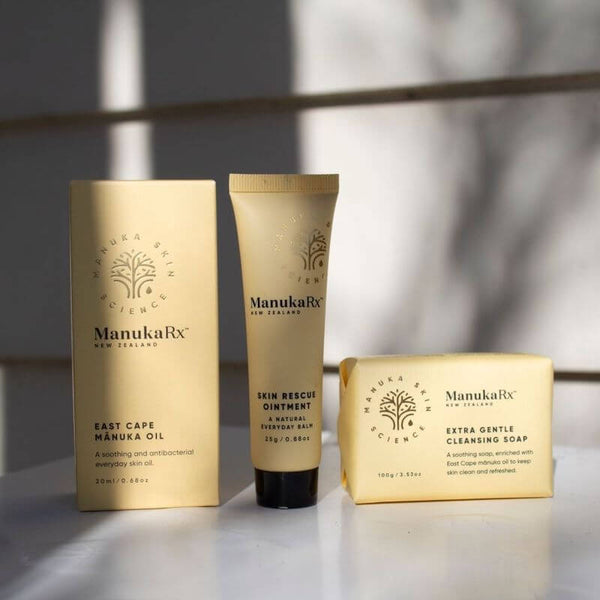 3 Common Acne Myths Busted: The Truth About Your Skin ManukaRx Blemish Busting Kit.