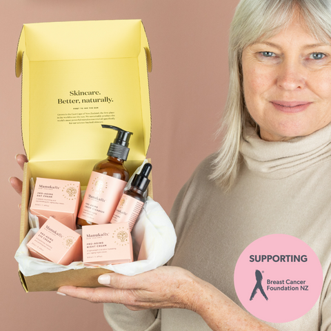 ManukaRx Supporting Breast Cancer Awareness Month