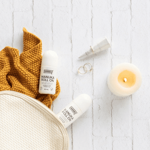 Manuka Oil Natural Roll On - Our Top Skincare Picks For October