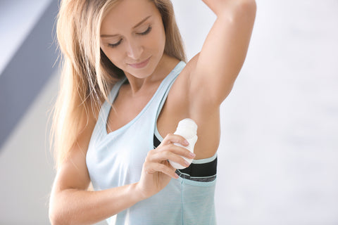 what to expect when switching to a natural deodorant