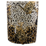 Leopard Dress V Neck