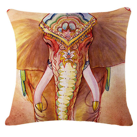 Elephant Cushion Covers Assorted and Colourful