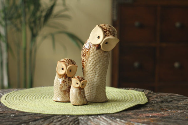 owl-figurines