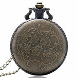 Eagle Pocket Fob Watch