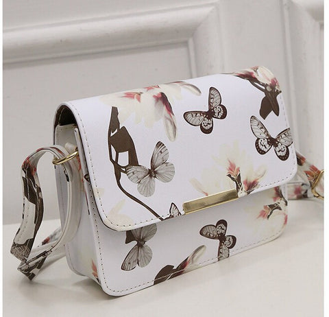 Butterfly Bag Satchel