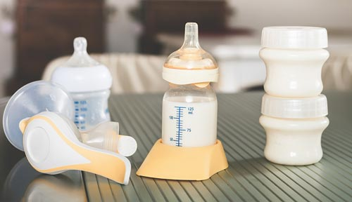 acfed80bd0142 Breast Pump Cleaning Instructions
