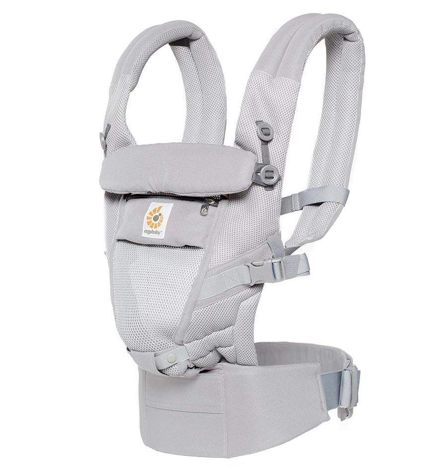ergobaby Baby Carriers Default Ergobaby Adapt Carrier - Mesh Pearl Grey