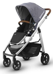 UPPAbaby Baby Strollers Default UPPAbaby CRUZ  - Blue Melange (Gregory)