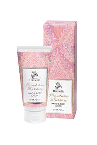 URBAN RITUELLE HAND & BODY LOTION SMALL - MANDARIN & BLOSSOM