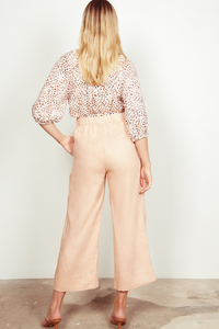WISH THE LABEL ARIEL PANT - Peach