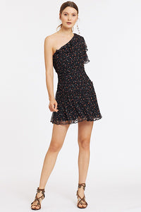 STEVIE MAY HARRIET MINI DRESS - SILK ROAD