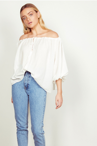 WISH THE LABEL SOFIA BLOUSE - White