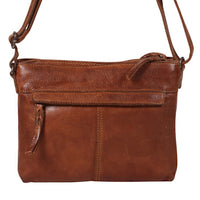 MODAPELLE AUSTRALIA LEATHER CROSSBODY BAG 5869 - 2 Colours Available