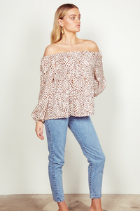 WISH THE LABEL ZAHARA BLOUSE - Multi