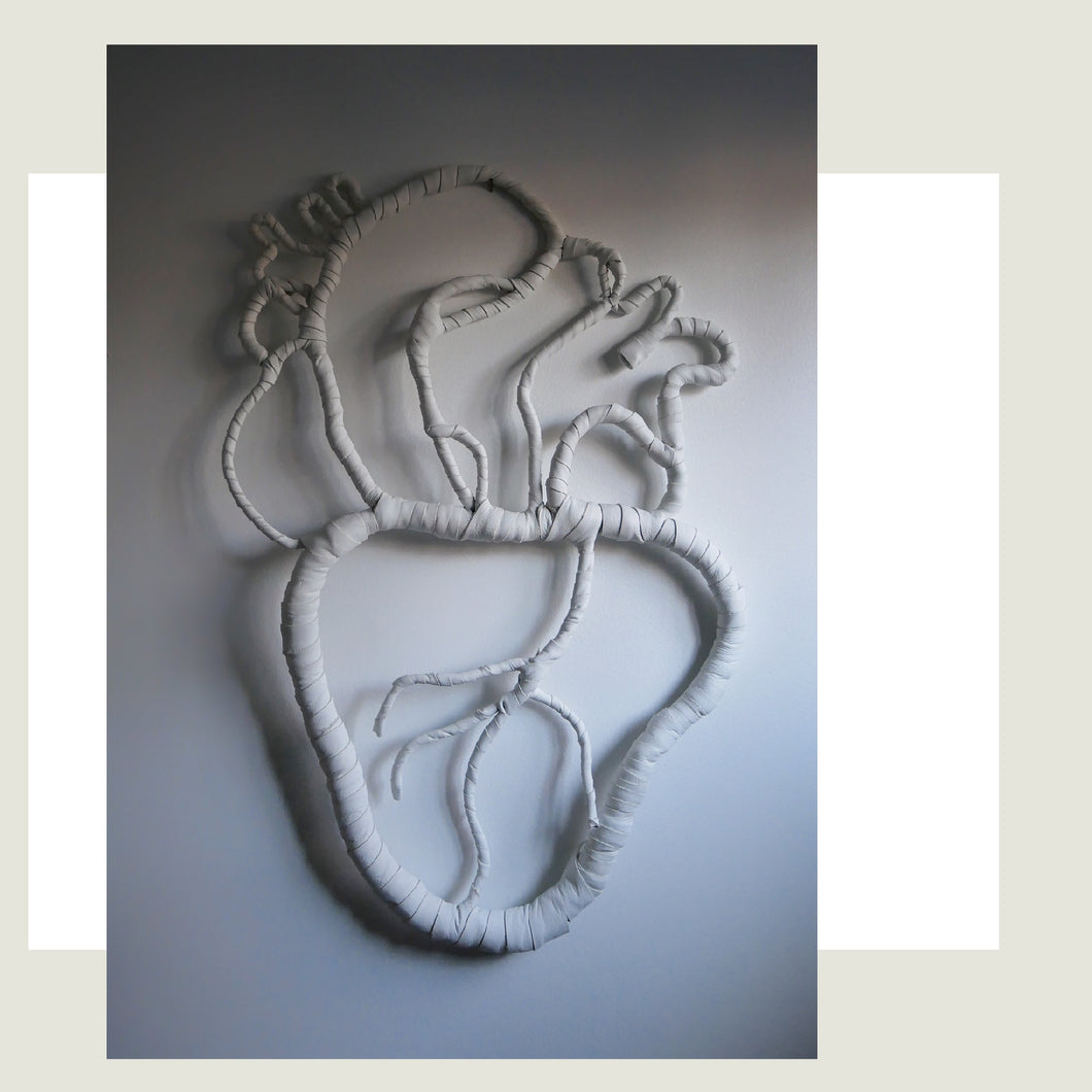 wall hanging heart