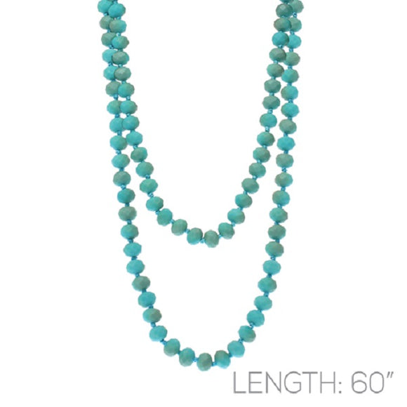 Turquoise Color Two Tone 60