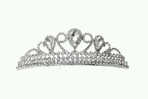 "1 1/2"" Children's Crown Tiara Comb ( 60631 )"