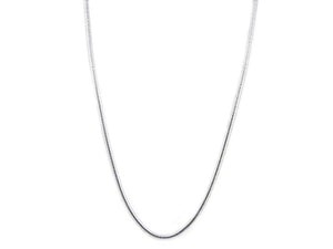 "24"" 3mm Silver Chain ( 2001 )"