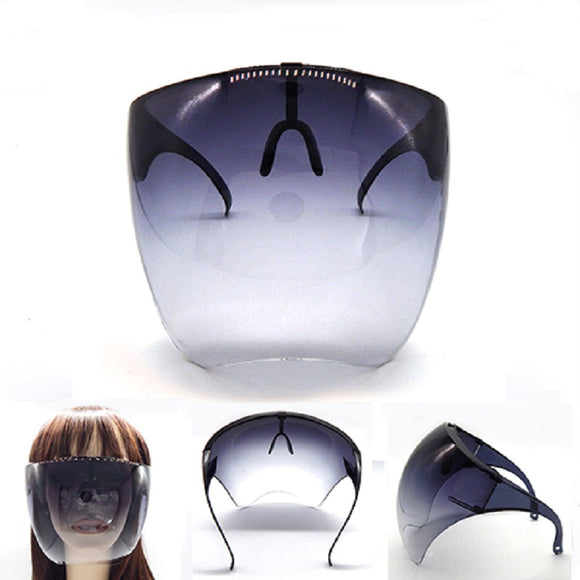 BLACK FACE SHIELD ( 1001 BK )
