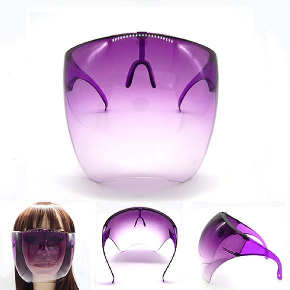 PURPLE FACE SHIELD ( 1001 PUR )