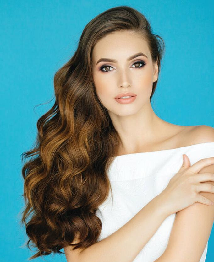 Chestnut Brown Isabella Hair Extensions Sale