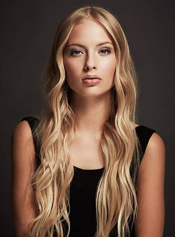 Dirty Blonde Remy Human Hair