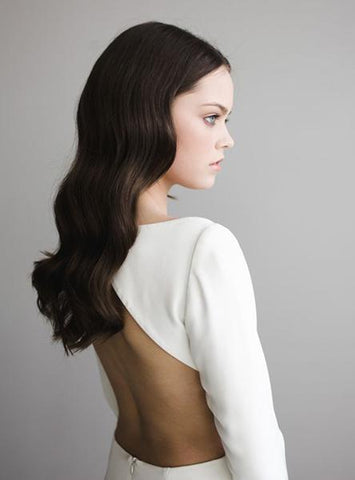 Off Black Isabella Hair Extensions