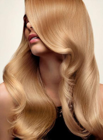 Strawberry Blonde Remy Human Hair