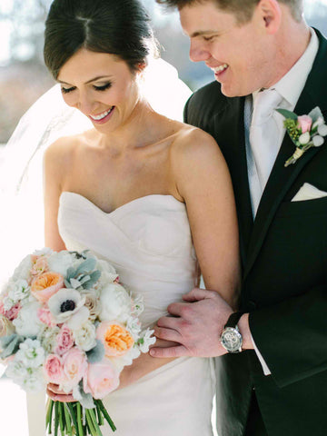 Real Wedding: Katie and Bryan