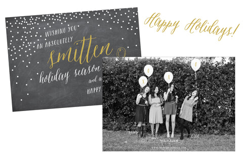 Smitten on Paper Holiday Shoot !