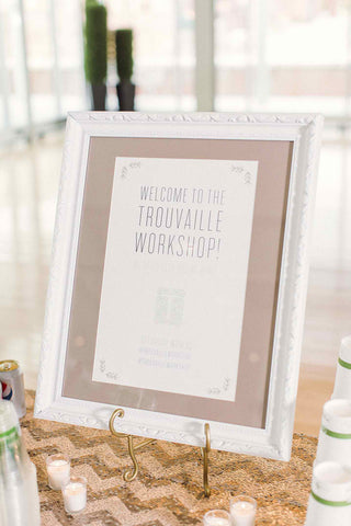 Trouvaille & Hey Gorgeous Events