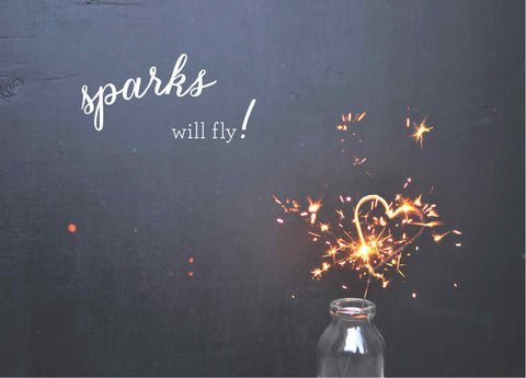 Farewell Sparklers Freebie Download