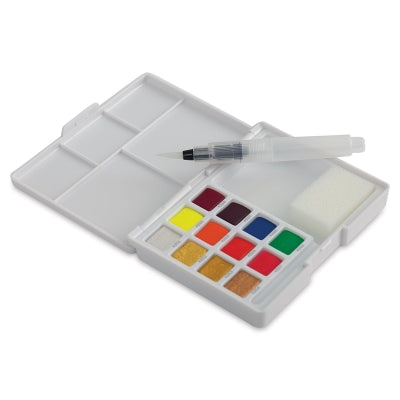 Koi Watercolor Travel Set