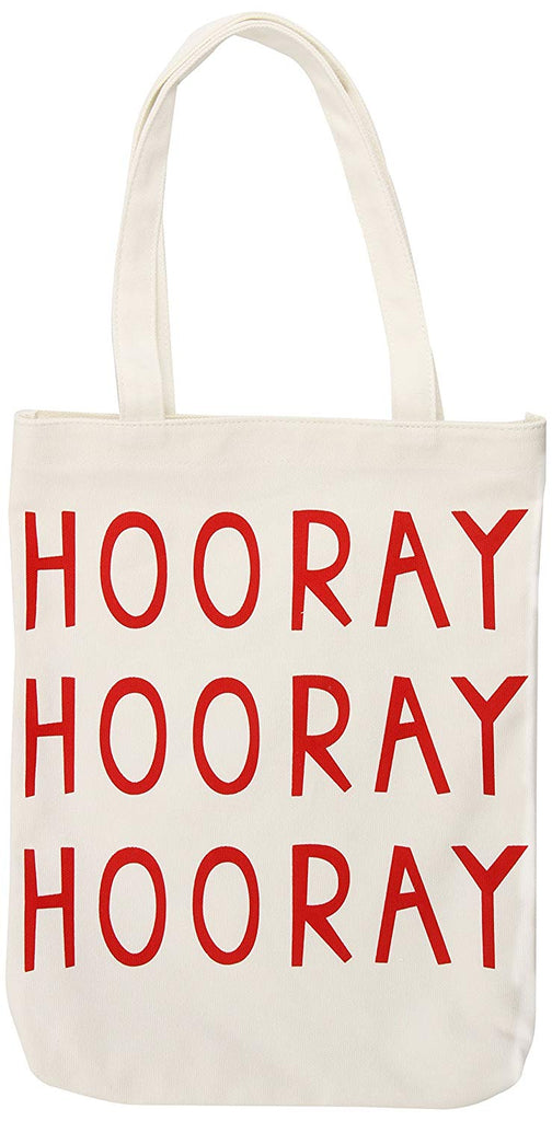 Hooray Canvas Tote