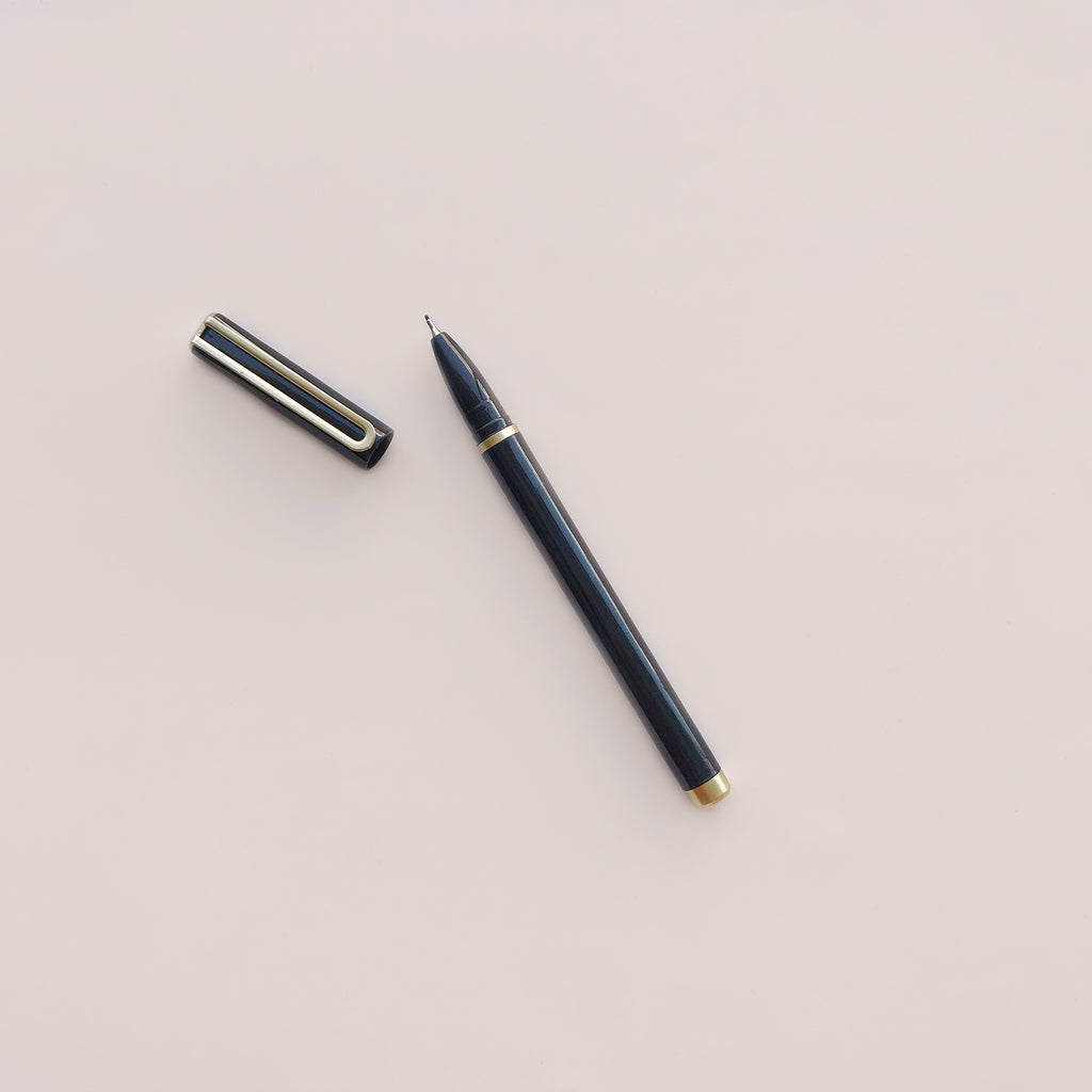 Catalina Felt Tip Pen Black