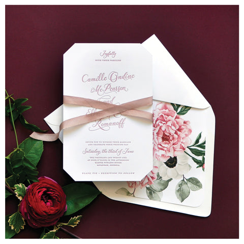 Camille Luxe Wedding Suite
