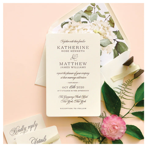 Katherine Luxe Wedding Suite
