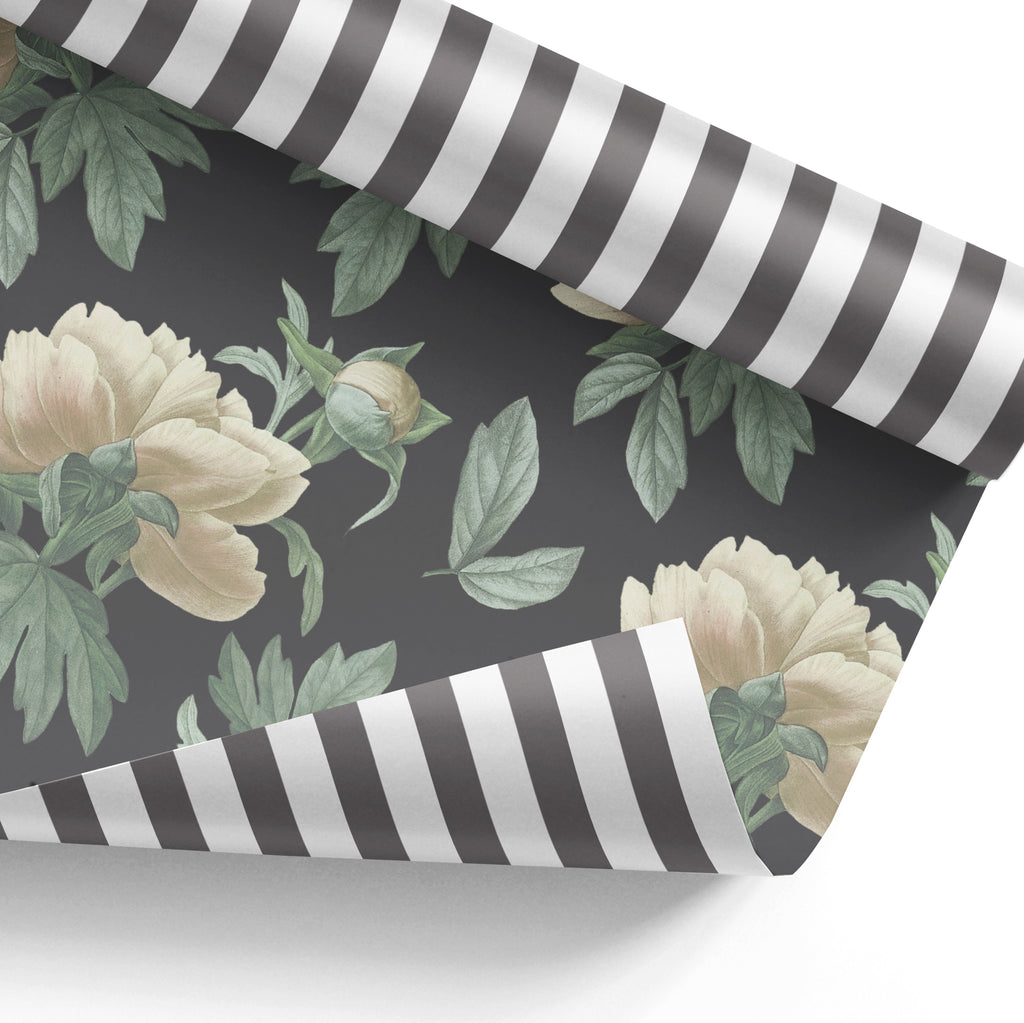 Classic Peony Gift Wrap Sheets