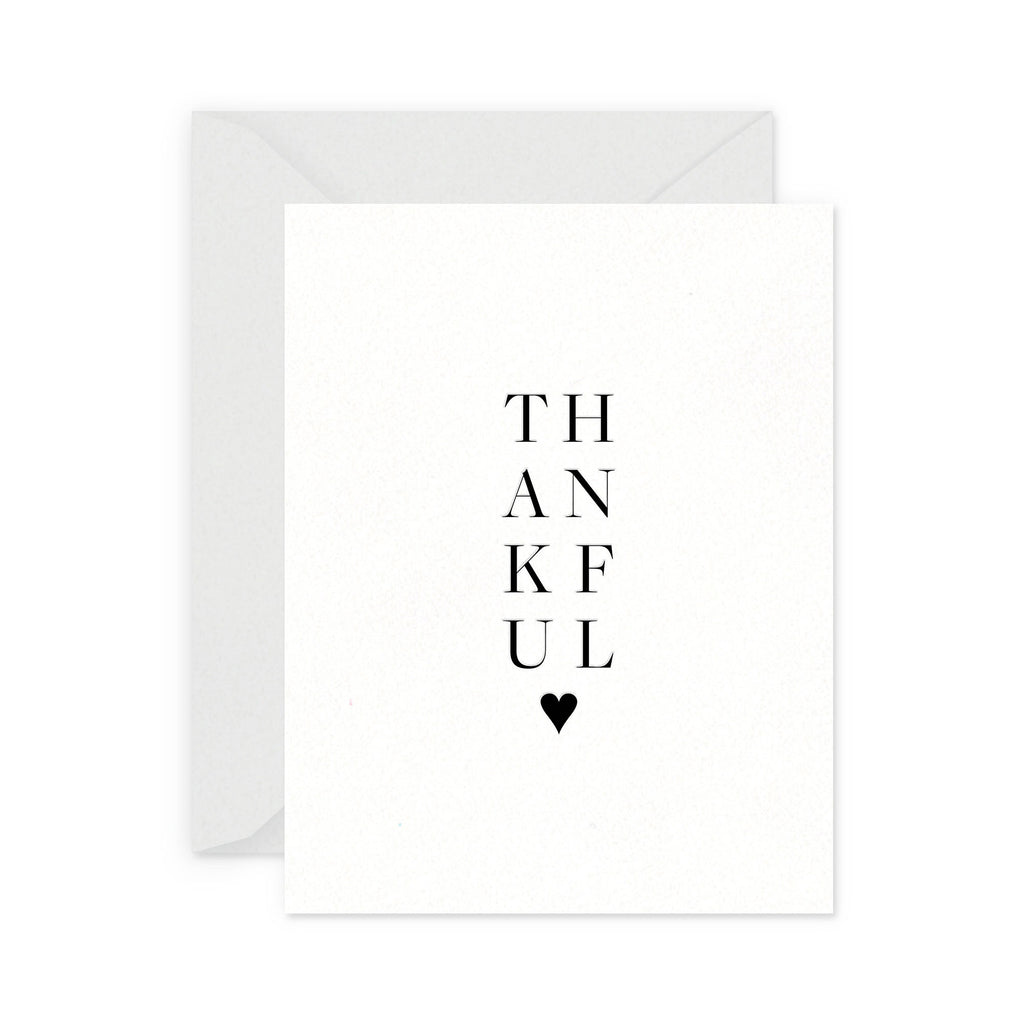 Thankful Greeting Card