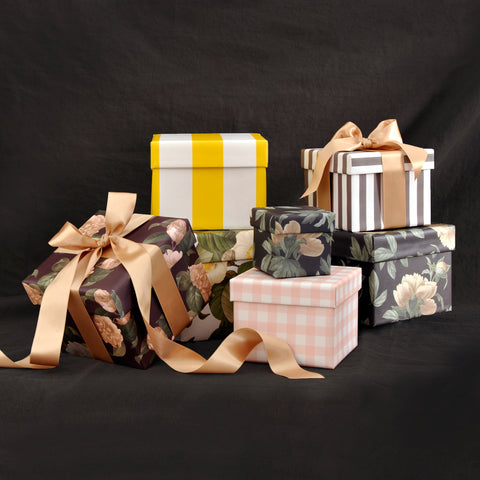 Gift Wrap Sheet Set of 3