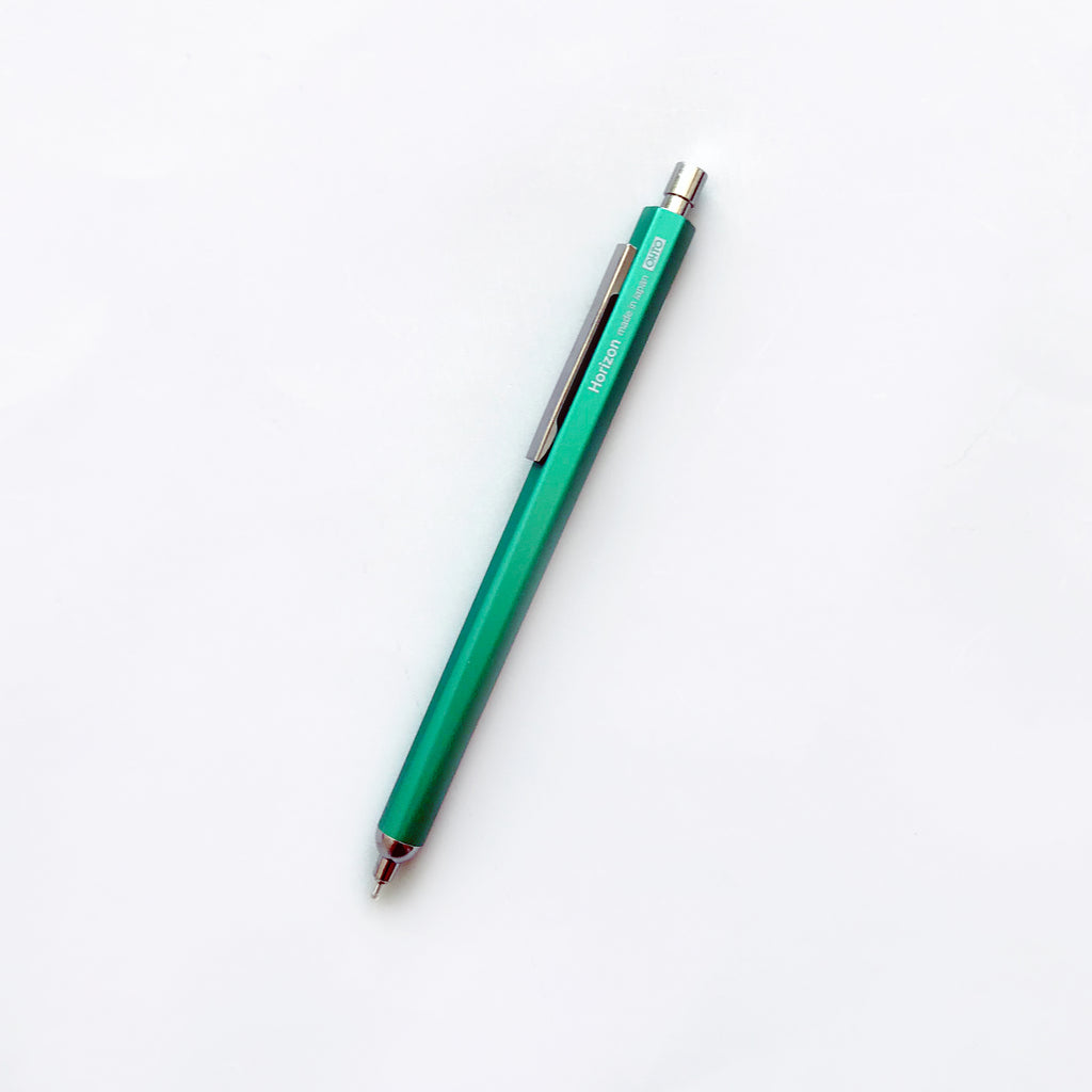 Horizon Gel Pen Green